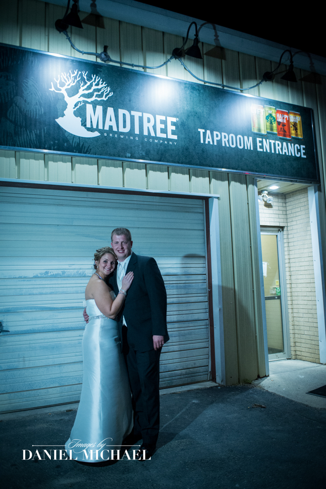 Madtree Wedding Photo