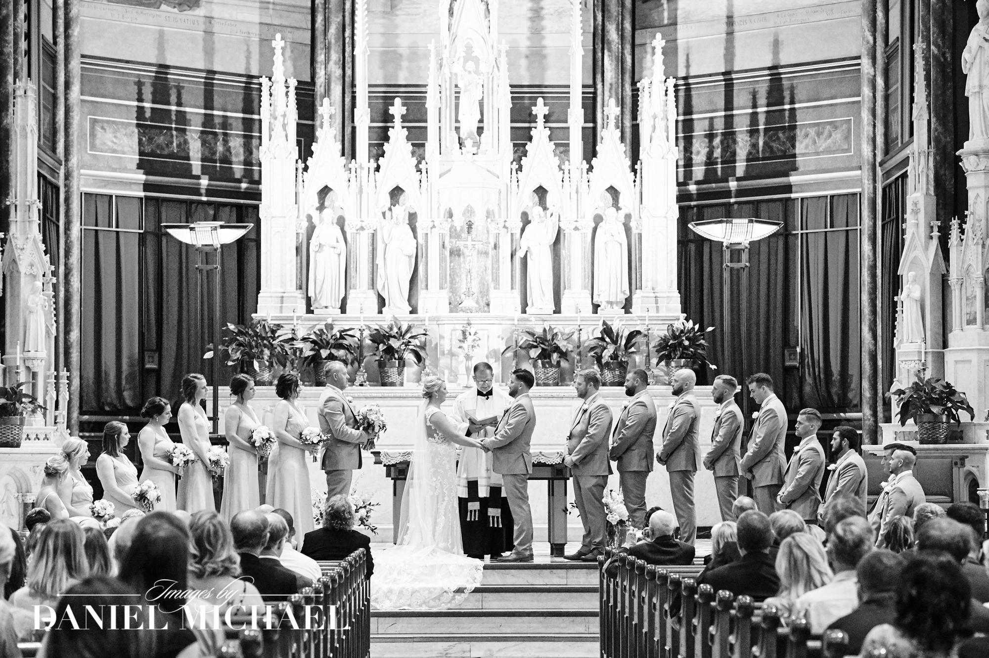 St Xavier Wedding Photographer