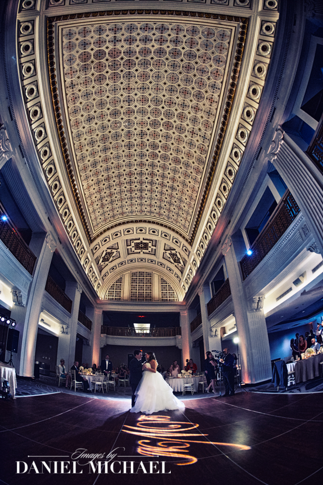 Renaissance Wedding Reception Photography