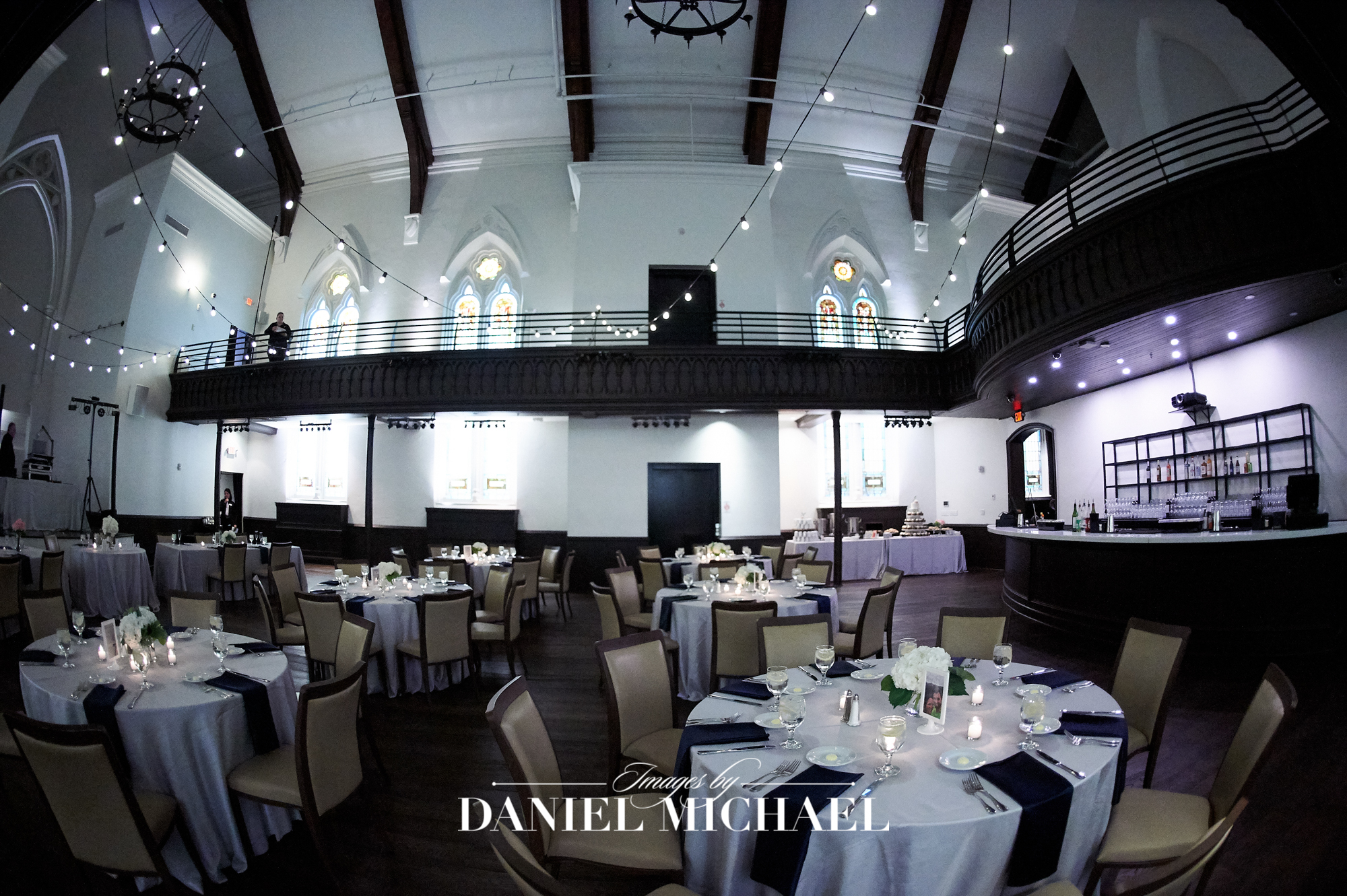 The Transept Wedding Reception Venue