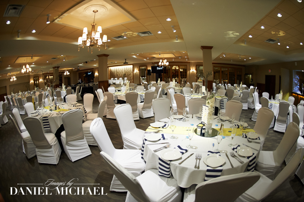 Madison Grand Ballroom Wedding Reception