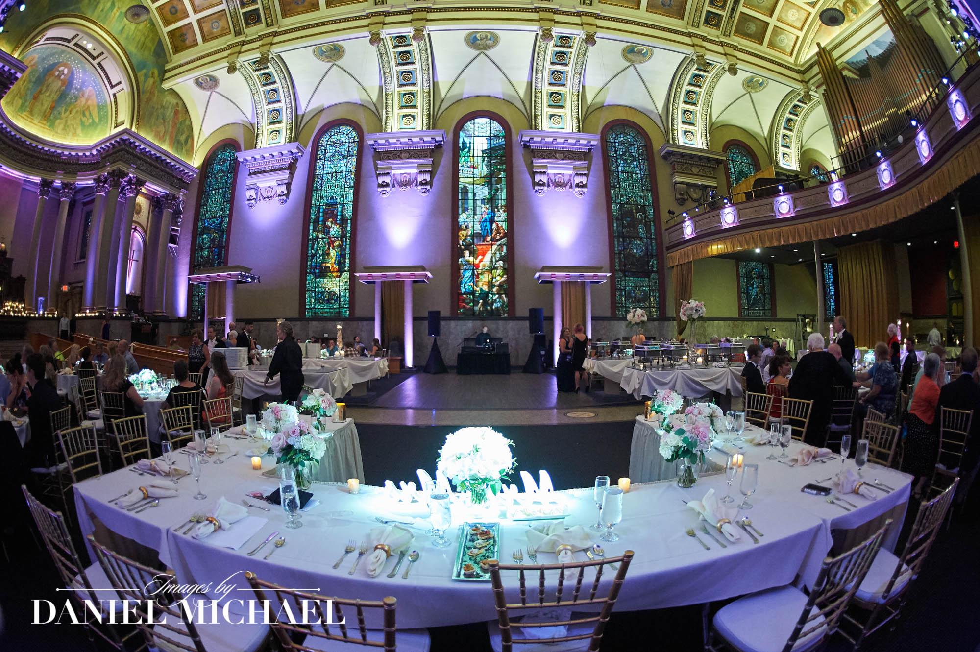 Bell Event Centre Wedding Reception Photographers