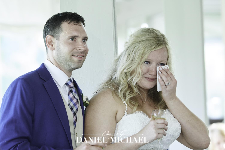 Wedding Reception Emotional Photography