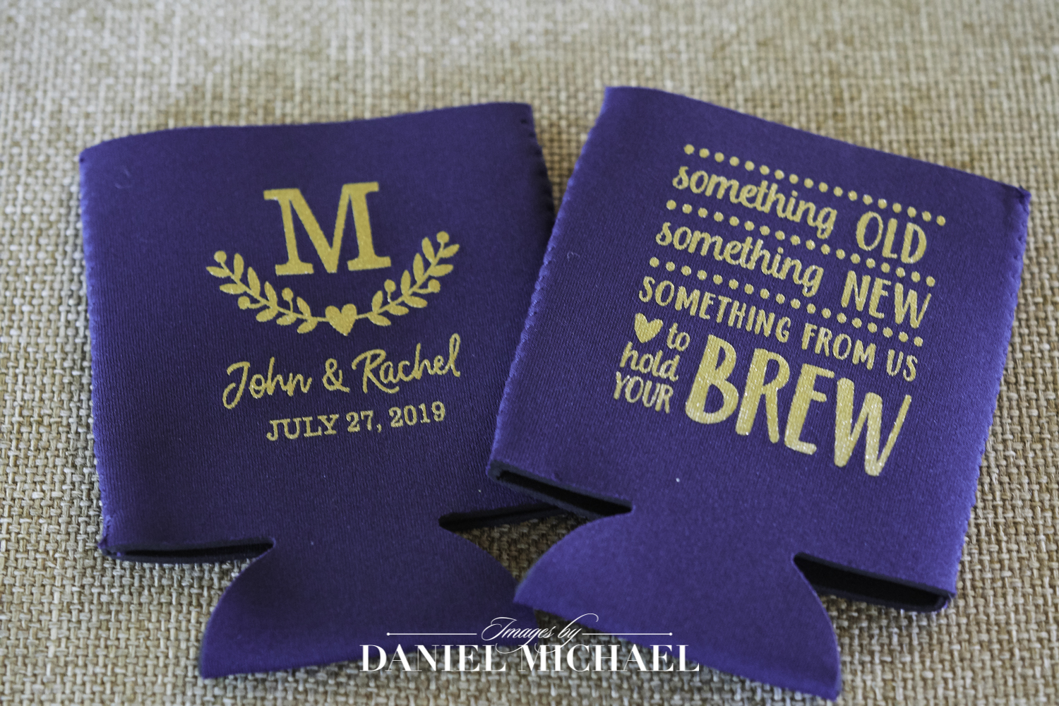 Wedding Coozies
