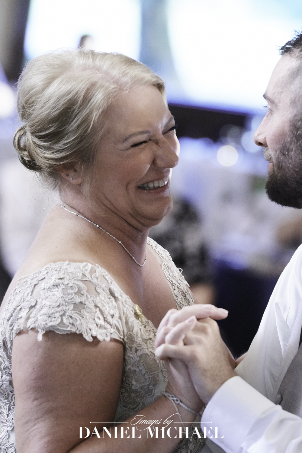 Mother Son Dance Wedding Photographer