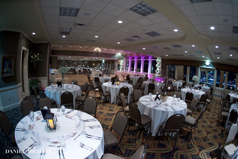 Drees Pavilion Wedding Reception