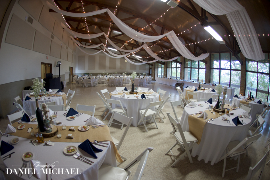 State Dock Lodge Wedding Reception