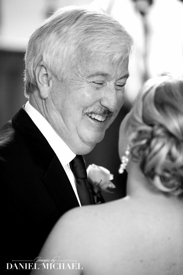 Wedding Reception Father Daughter