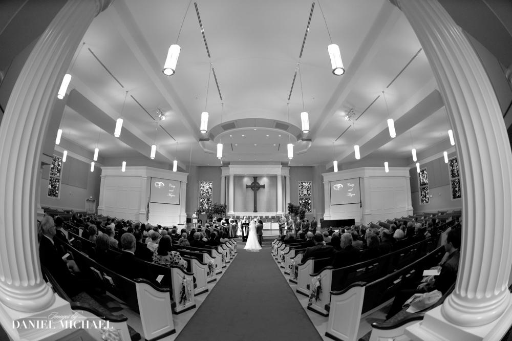 Crestview Presbytierian Wedding Ceremony