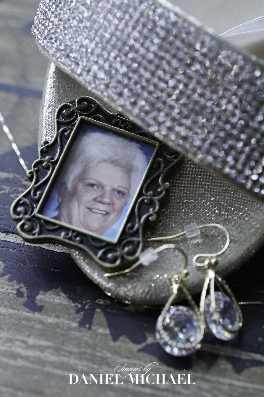 Wedding Charm Grandma
