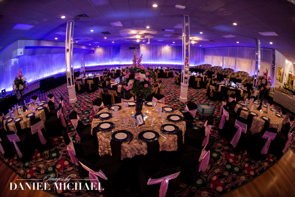 Newport Syndicate Wedding Reception
