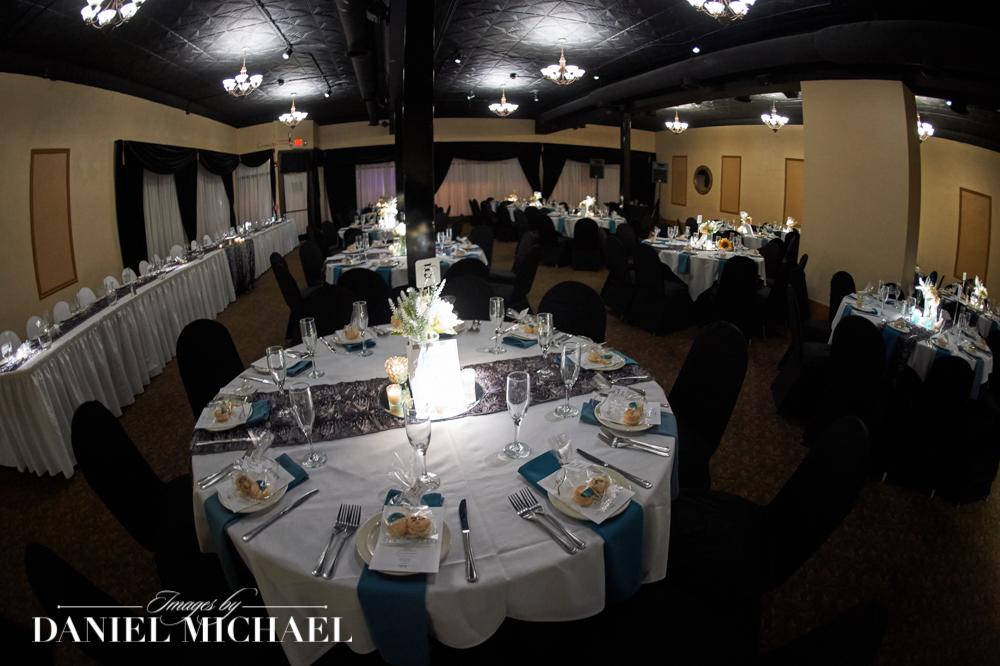 Madison Galleria Wedding Reception