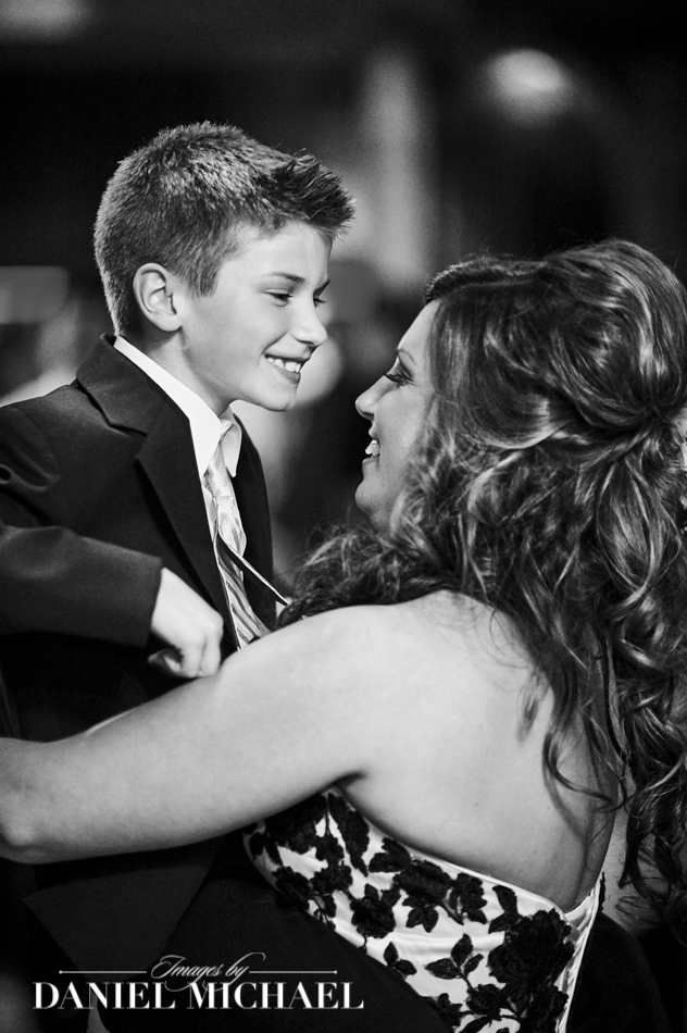 Bride and Son Dance Photography