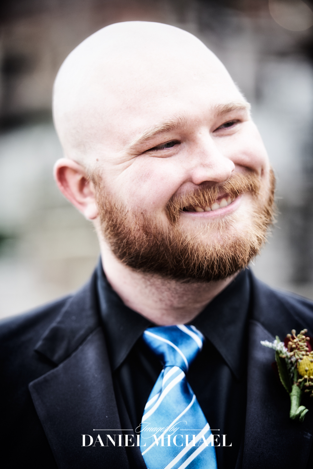Natural Groom Photograph