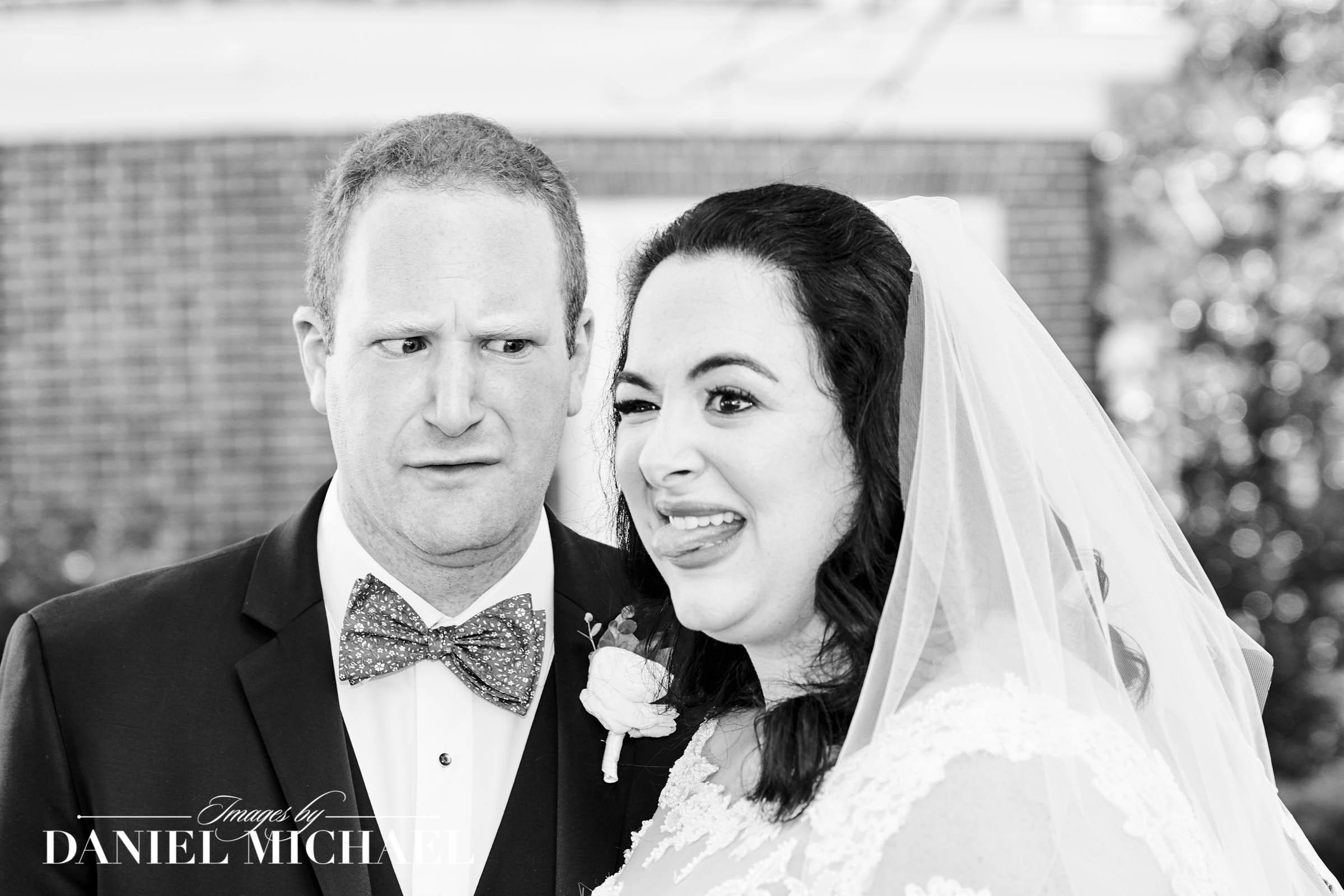 Fun Wedding Photographers Cincinnati