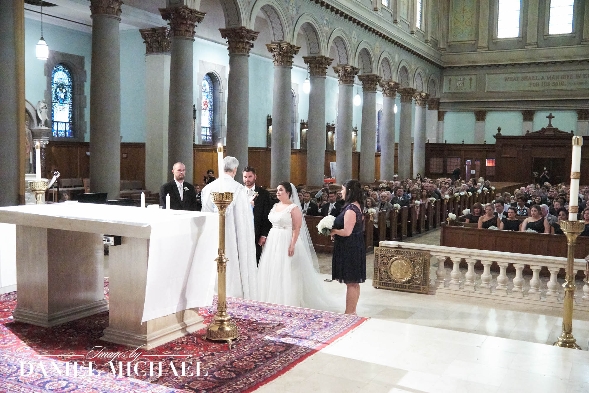 St Joan of Arc Wedding Photos