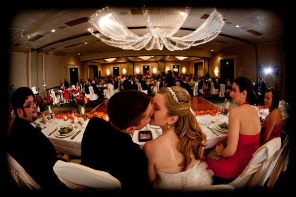 Dayton Marriott Wedding Reception