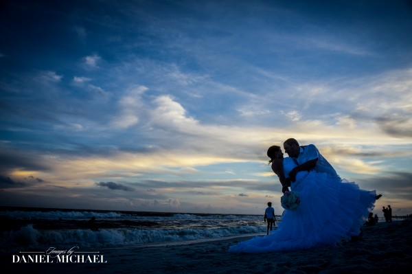 Destination Wedding Photos Destin Florida