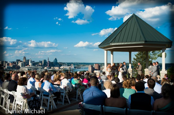 Drees Pavillion Wedding Ceremony Venue