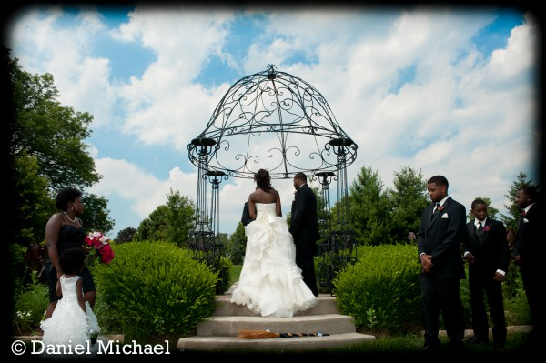 French Park Wedding Ceremony Photos