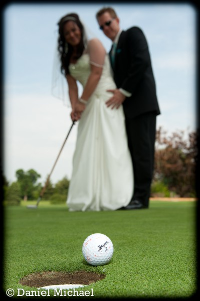 Golf Course Wedding Photographers
