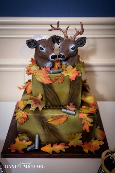 Great Grooms Cake Idea