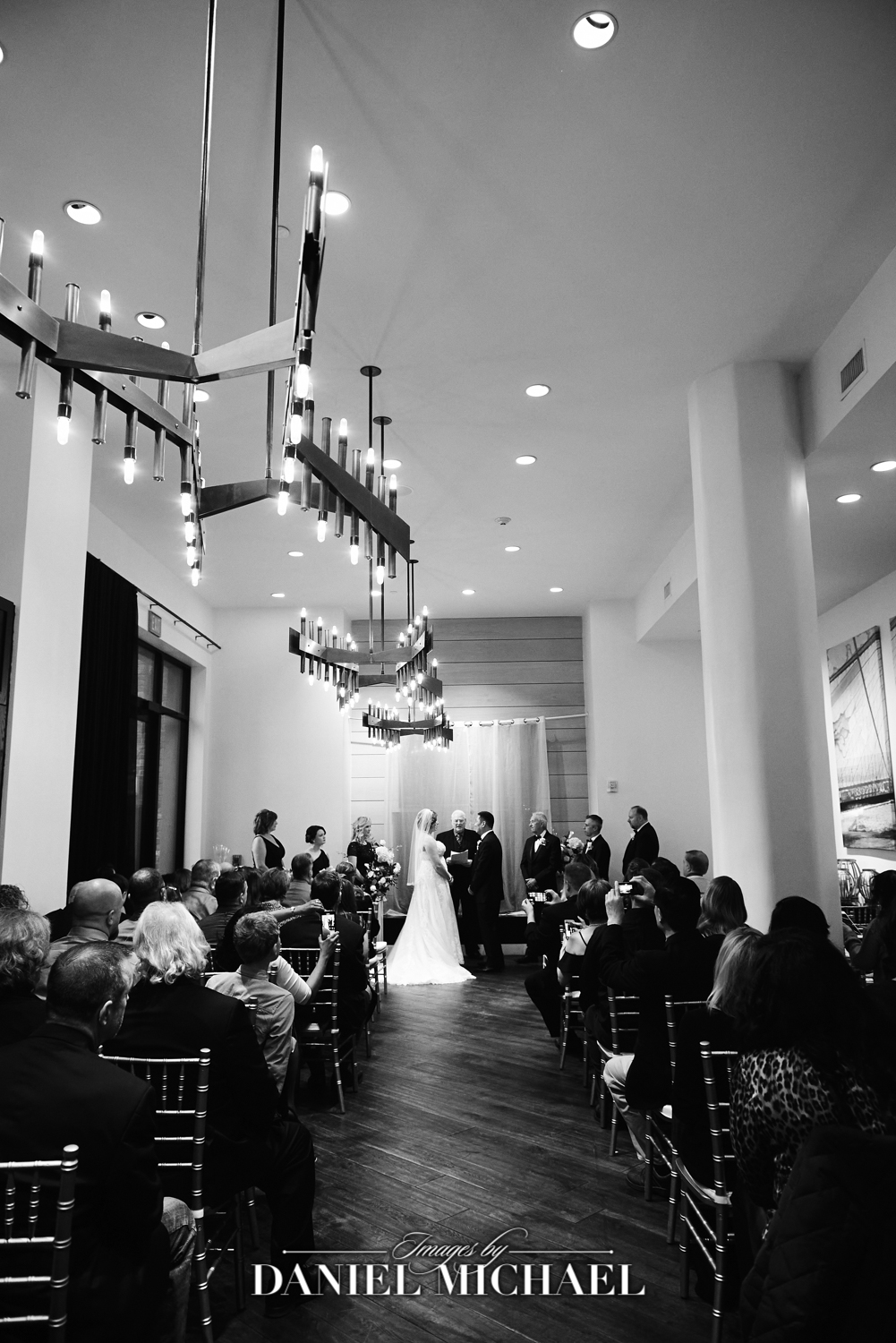 Hotel Covington Wedding Ceremony
