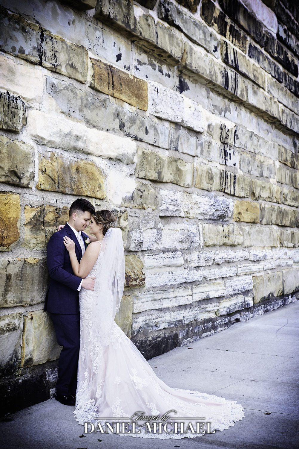 Roebling Bridge Wedding Photographer
