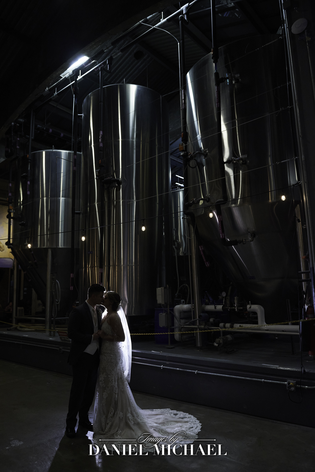 Rhinegeist Event Center Wedding
