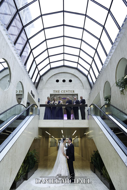 The Center Wedding Photos