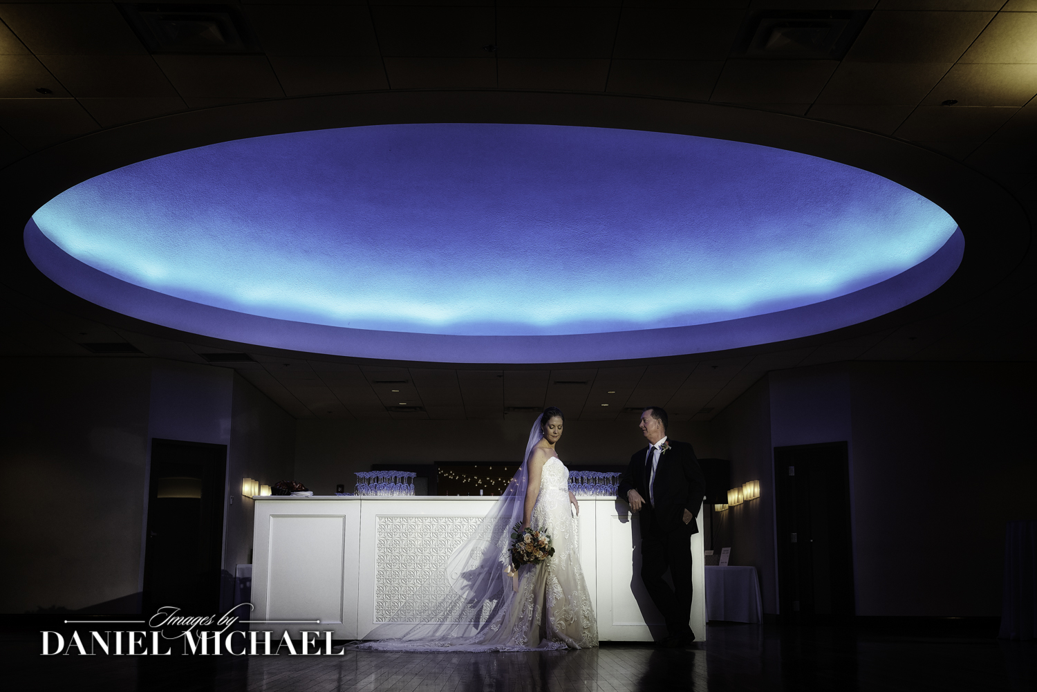 Wedding Photography at The Center