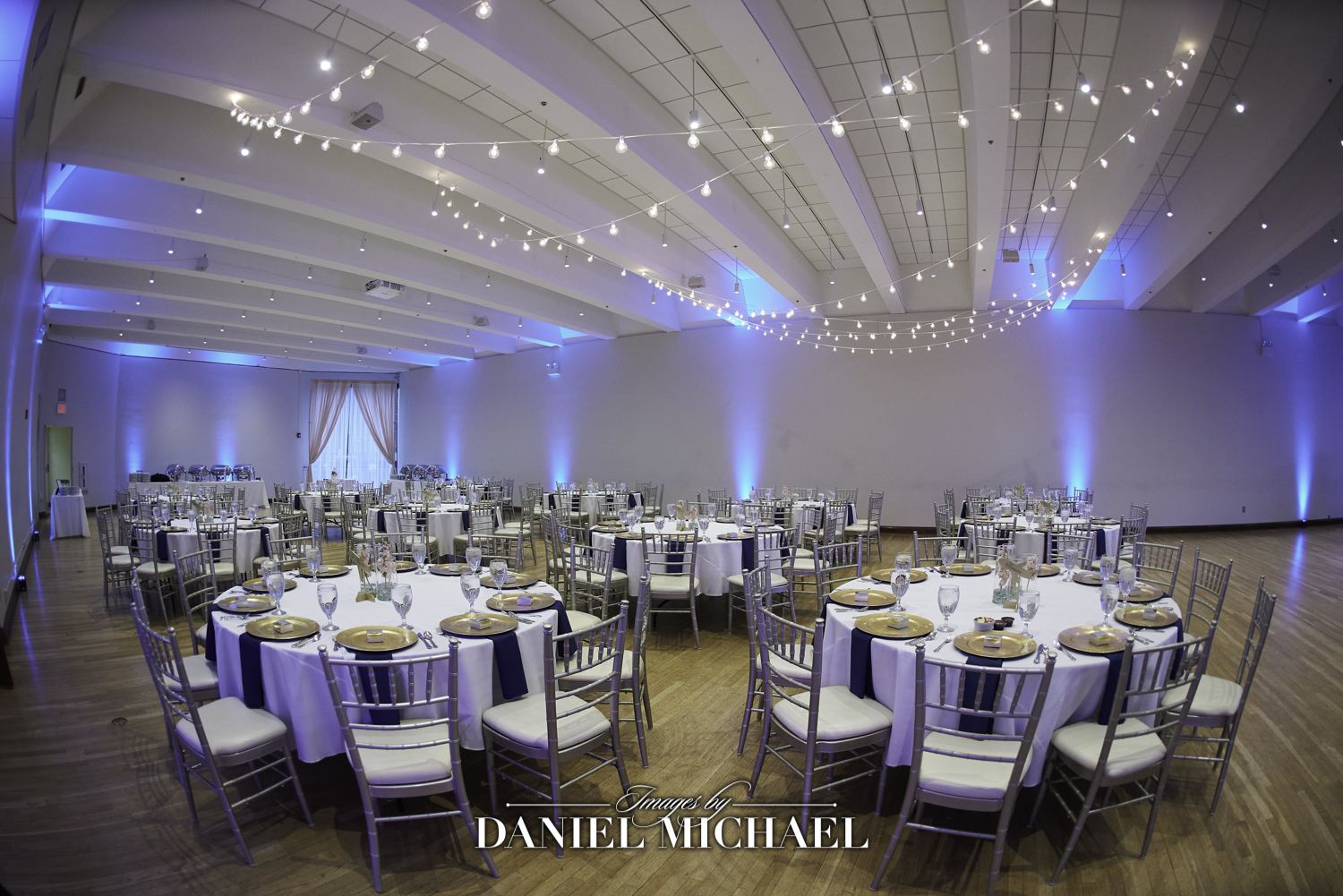 The Center Wedding Reception Venue