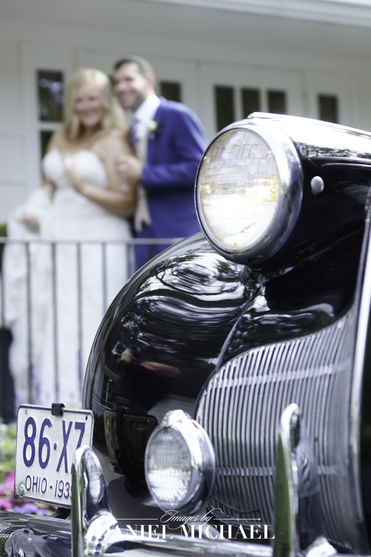 Land Force One Wedding Photo