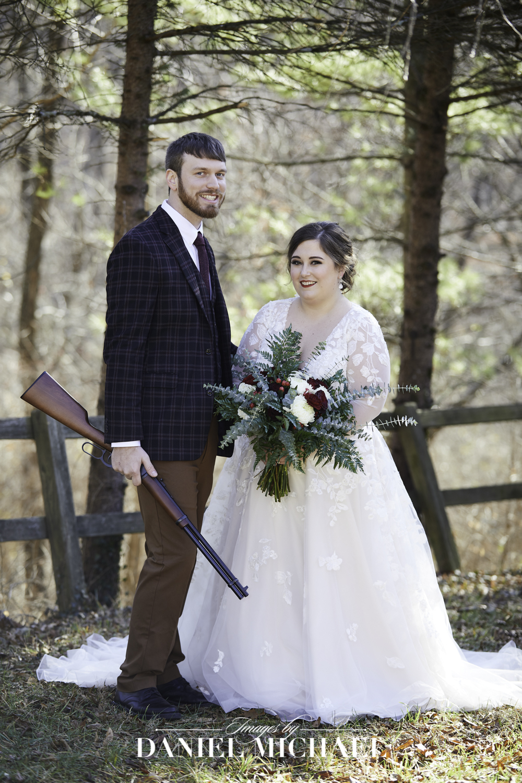 Wedding Photography with Gun
