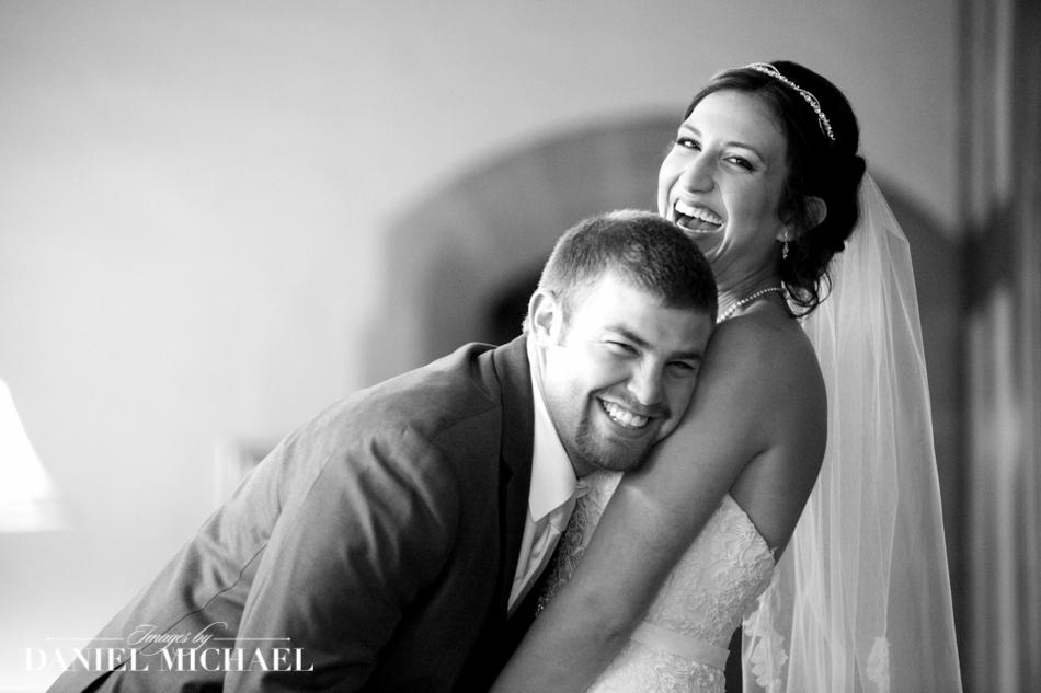 Fun Natural Wedding Photography