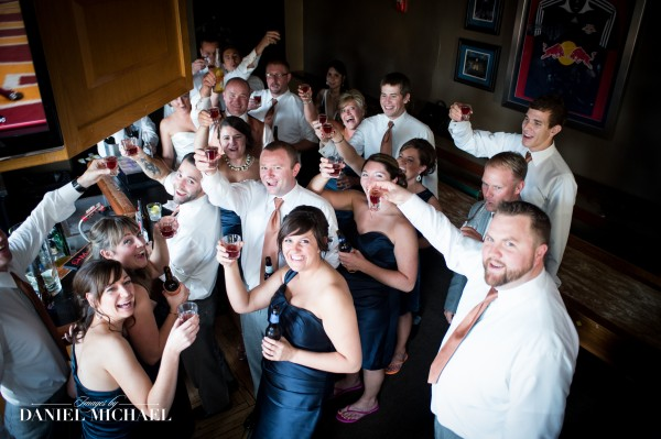 Wedding Photographers at Music Hall Cincinnati