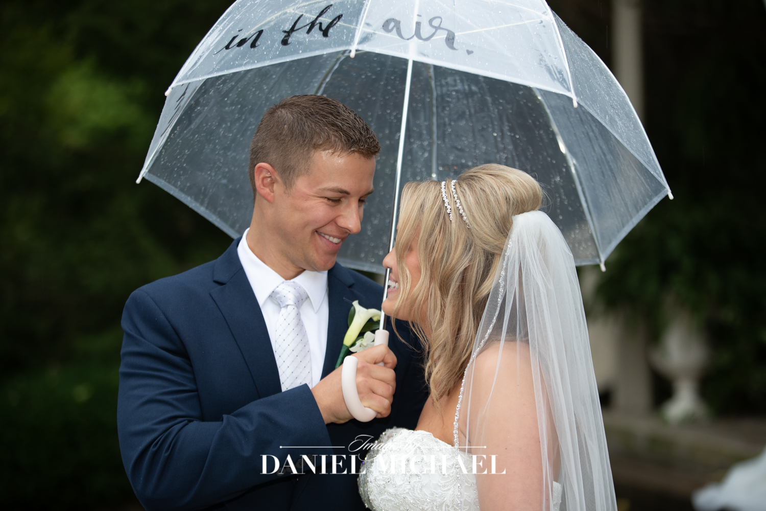 Wedding Photography Umbrella