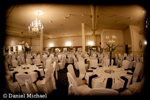 Madison Crystal Room Wedding Venue