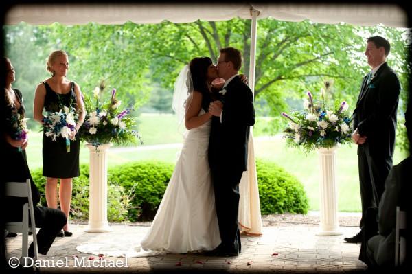Cincinnati Wedding Reception Candid Pictures