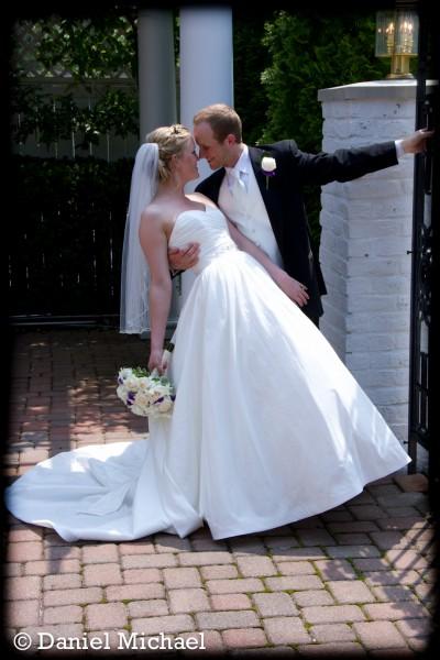 Manor House Cincinnati Wedding REception