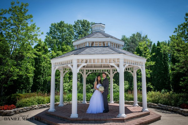 Manor House Gazebo Photography