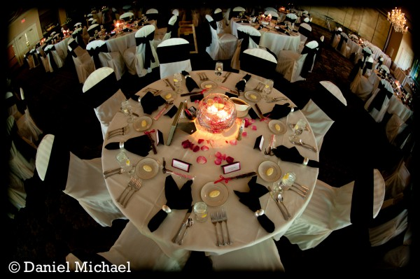 Manor House Wedding Reception