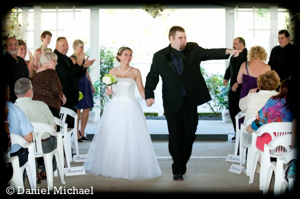 Meadowbrook Outdoor Wedding Ceremony
