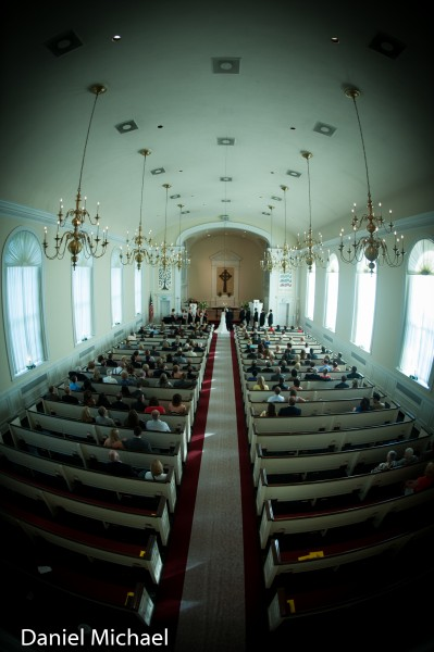Mt Washington Presbyterian Wedding Ceremony
