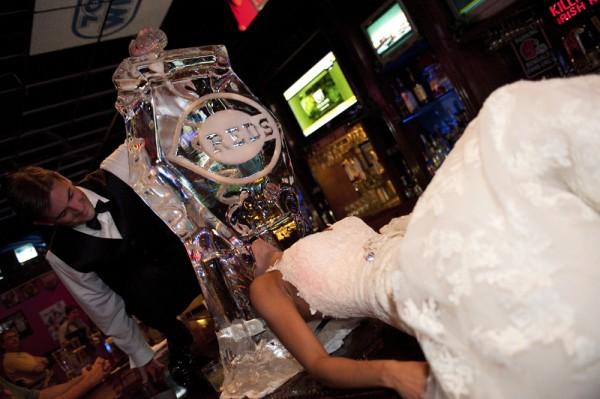 Cincinnati Candid Wedding Photography