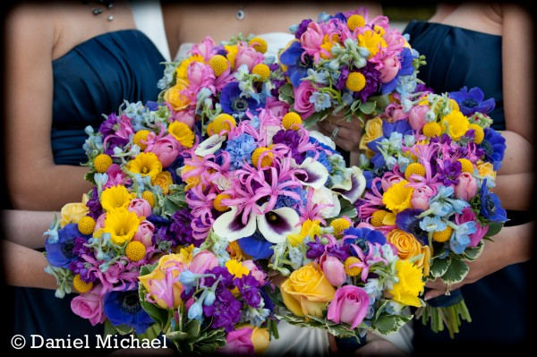 Nina\'s Florist Wedding Flower Photographers