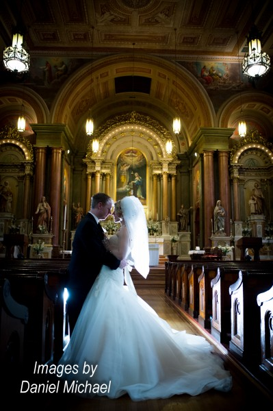 Old St. Mary\'s Wedding Photography