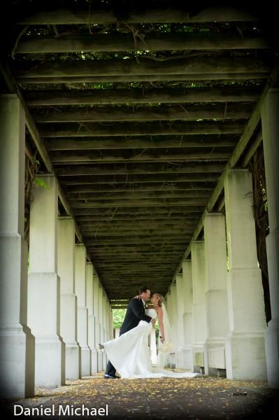 P & G Pavillion Wedding Photos