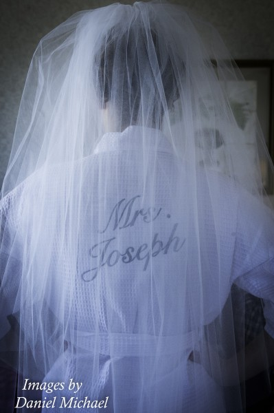 Personalized Robe for Bride