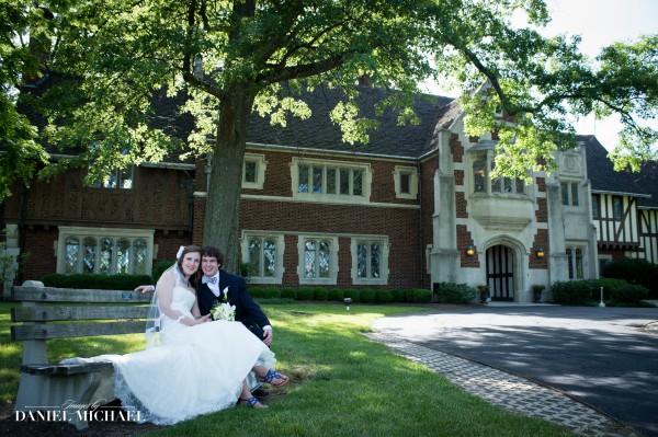 Pinecroft Mansion Wedding Ceremony And Reception Photography Cincinnati Ohio